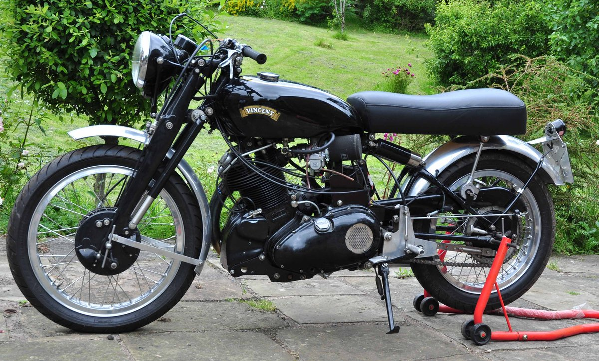 1953 Vincent Comet Big Bore For Sale (picture 3 of 4)