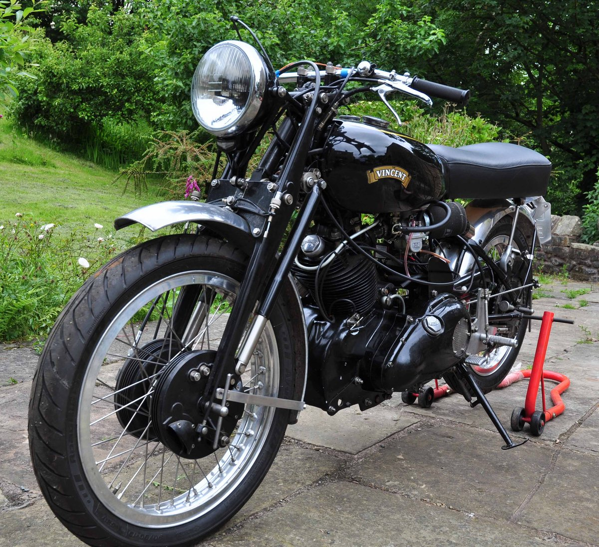 1953 Vincent Comet Big Bore For Sale (picture 4 of 4)