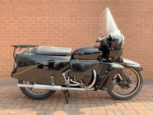 1955 Vincent Black Knight For Sale by Auction