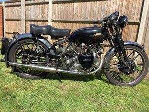 1950 Vincent Rapide Series C  For Sale by Auction