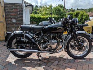 Vincent Motorcycles For Sale | Car and Classic