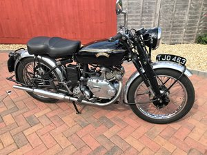 Picture of 1952 Vincent Comet 1953