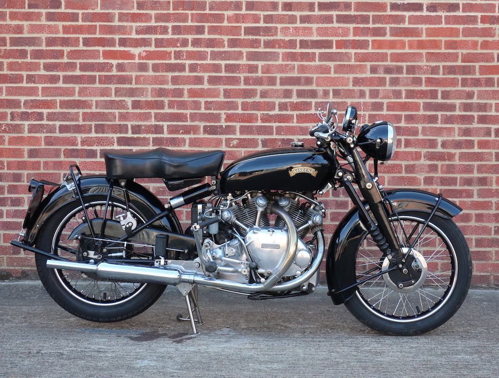1951 Vincent Rapide Series C For Sale (picture 1 of 6)