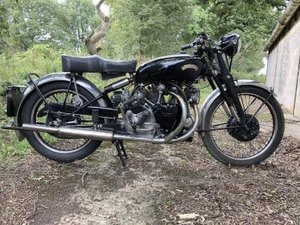 1950 Vincent Comet Series C 1000cc