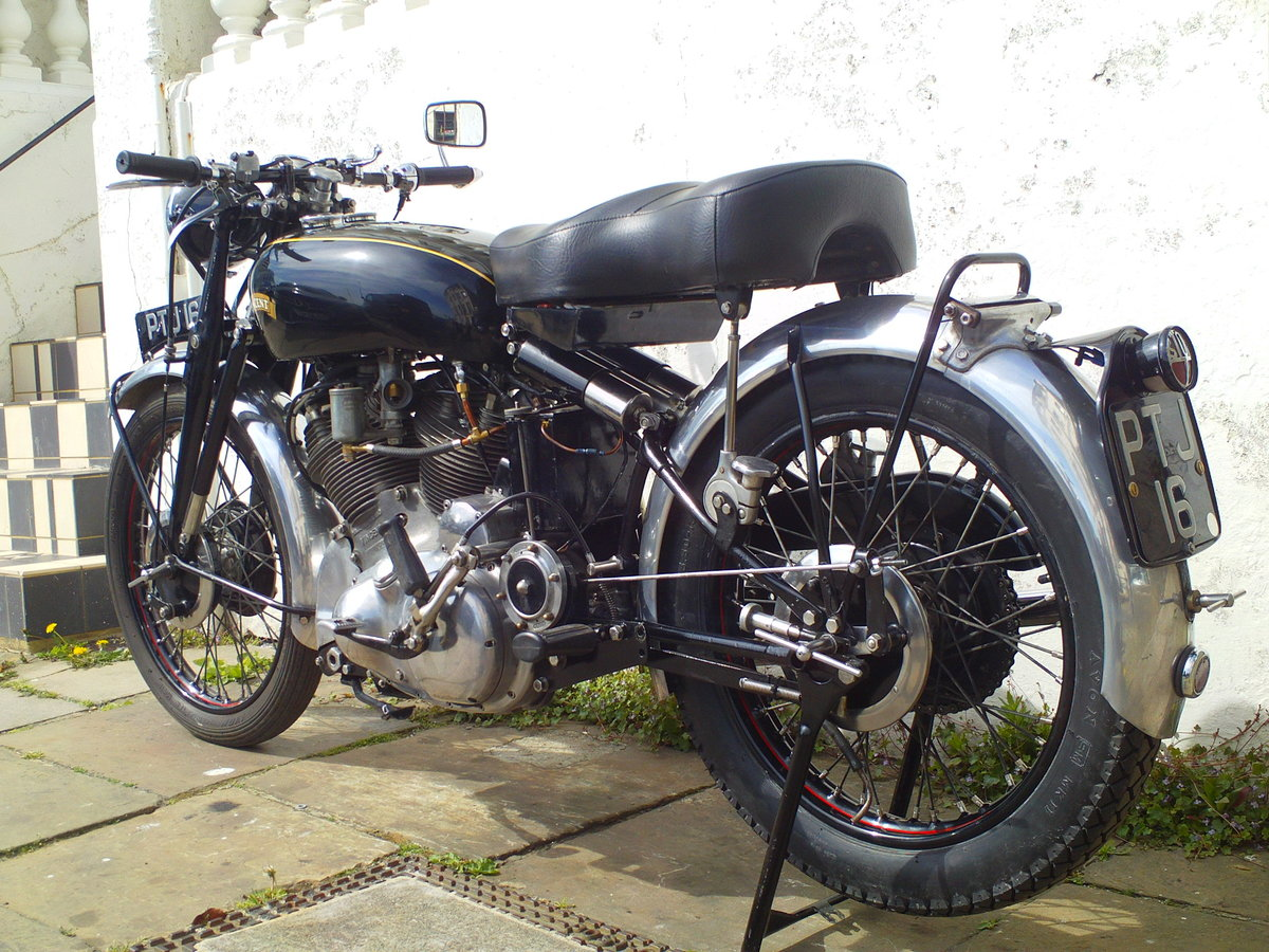 1952 VINCENT RAPIDE For Sale (picture 4 of 6)