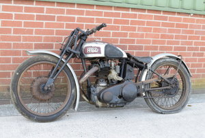 1934 Vincent HRD Python Sports For Sale by Auction