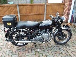 1950 Vincent Series C Rapide Tourer