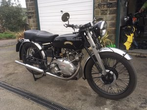 1950 Vincent Comet £18,500 For Sale