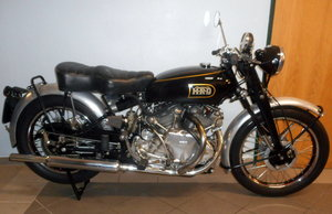 1949 Vincent Rapide Serie B For Sale