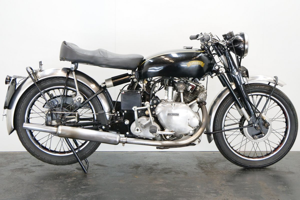Vincent Comet 1951 500cc 1 cyl ohv For Sale (picture 1 of 6)