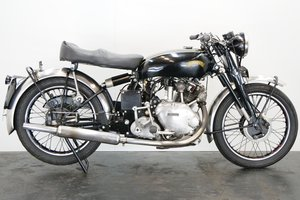 Picture of 1951 Vincent Comet  500cc 1 cyl ohv