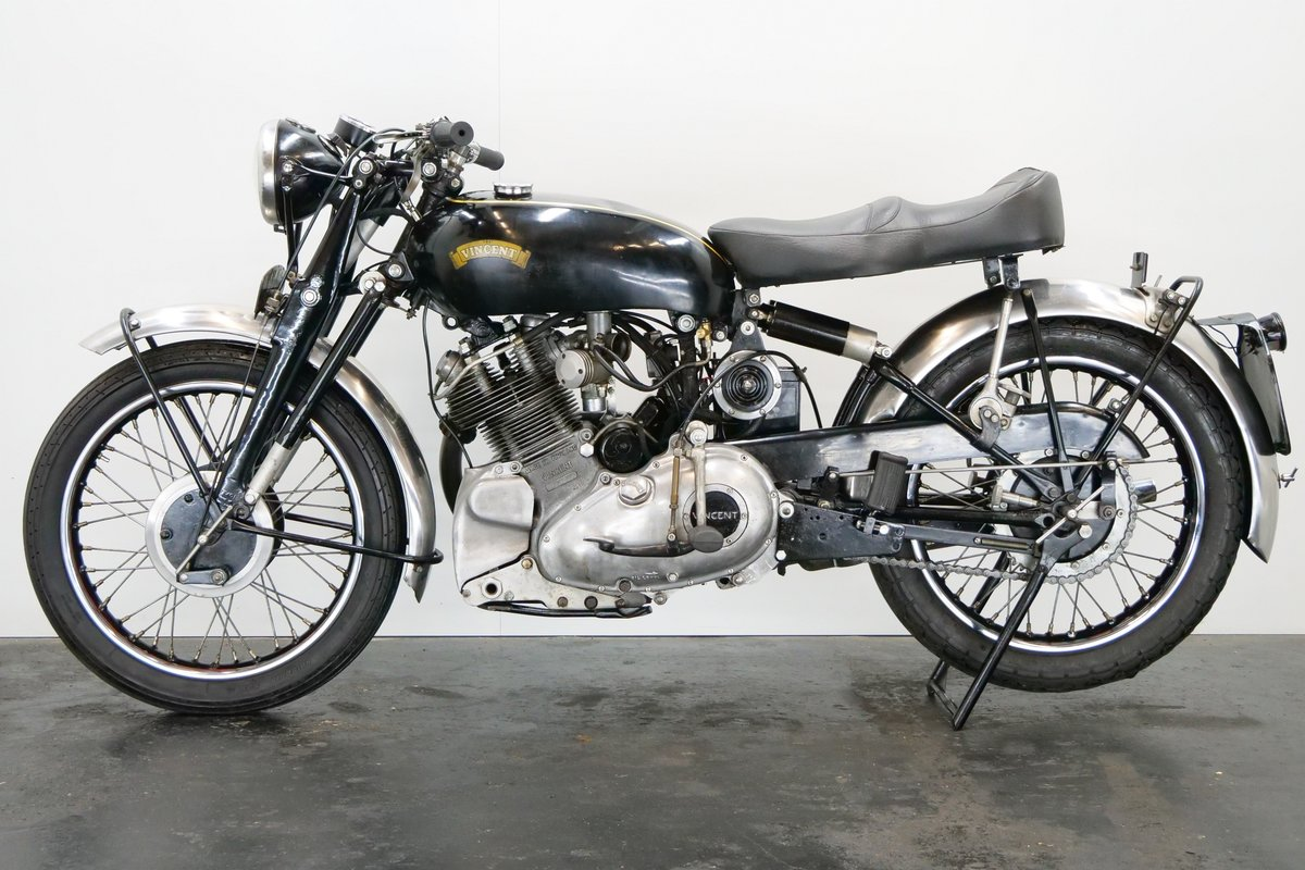Vincent Comet 1951 500cc 1 cyl ohv For Sale (picture 2 of 6)