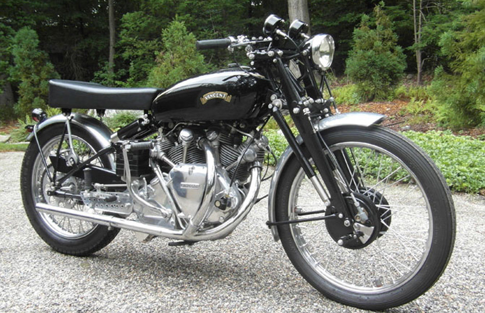 1952 Vincent Racer For Sale (picture 2 of 6)
