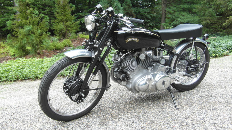1952 Vincent Racer For Sale (picture 3 of 6)