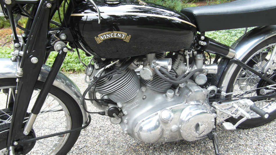 1952 Vincent Racer For Sale (picture 6 of 6)