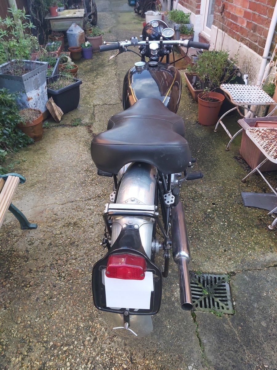 1954 Vincent comet rapide For Sale (picture 3 of 6)