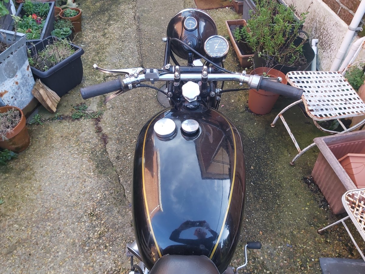 1954 Vincent comet rapide For Sale (picture 5 of 6)