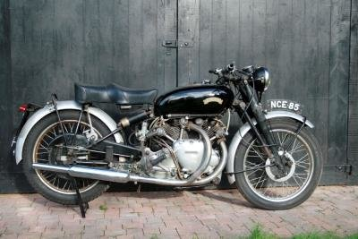 1954 Vincent Rapide Series C