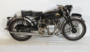 1951 Vincent Rapide 1000cc for auction February 15th