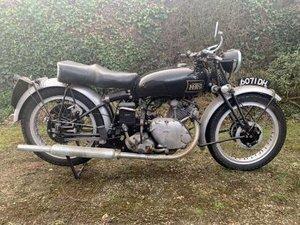 1948 Vincent Meteor Series B