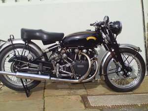 1954 VINCENT BLACK SHADOW