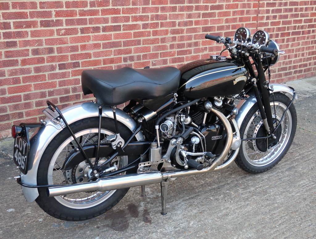 1953 Vincent Black Shadow Series C For Sale (picture 4 of 6)