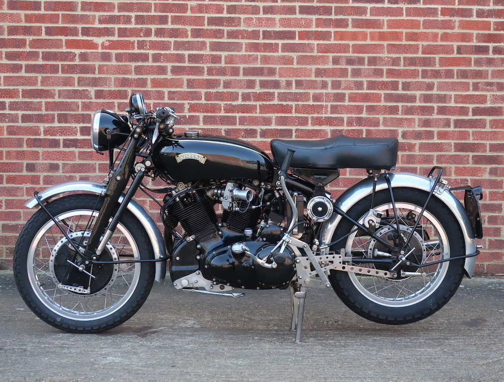 1953 Vincent Black Shadow Series C For Sale (picture 5 of 6)