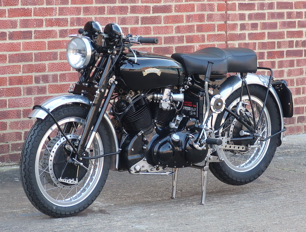 1953 Vincent Black Shadow Series C For Sale (picture 6 of 6)