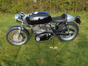 1948 Egli Vincent replica 06/05/20 SOLD by Auction