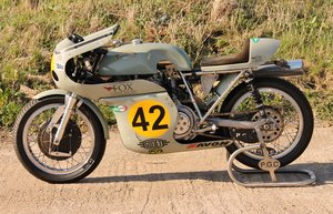 2014 Egli Vincent Race Motorcycle 06/05/20 SOLD by Auction