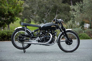 1952 VINCENT BLACK SHADOW SPECIAL - GS GROUP