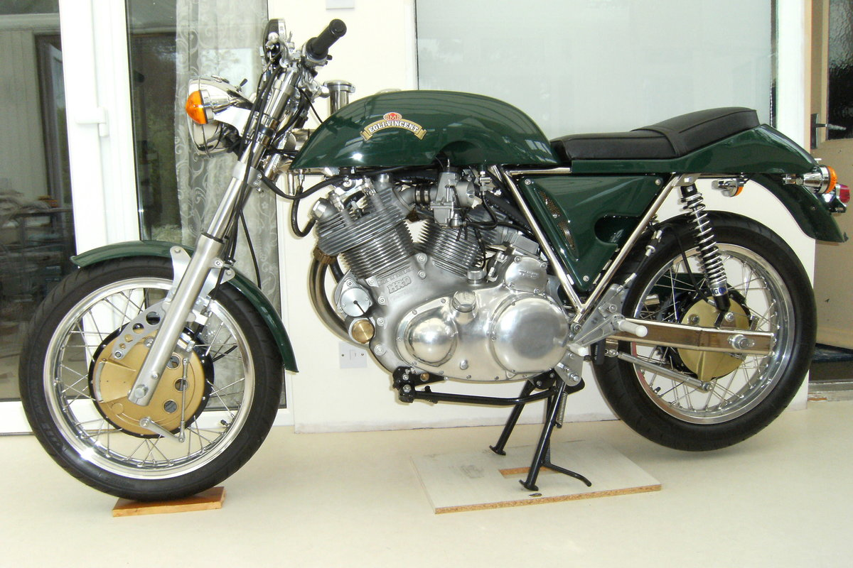 2009 Egli  vincent For Sale (picture 1 of 5)
