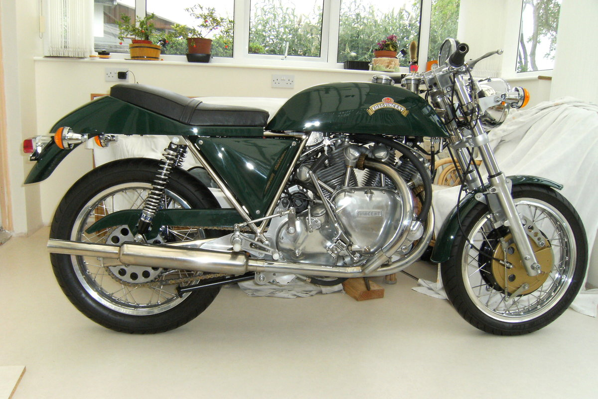 2009 Egli  vincent For Sale (picture 2 of 5)