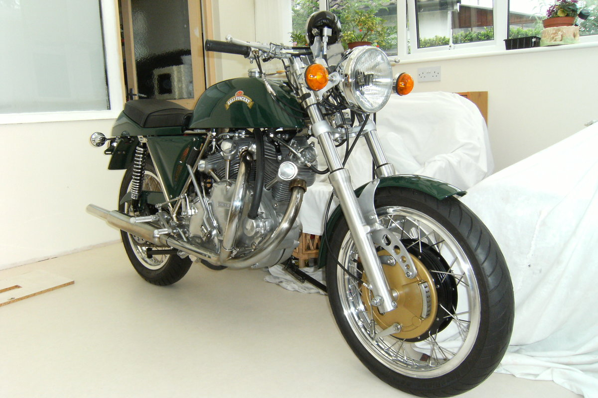 2009 Egli  vincent For Sale (picture 3 of 5)