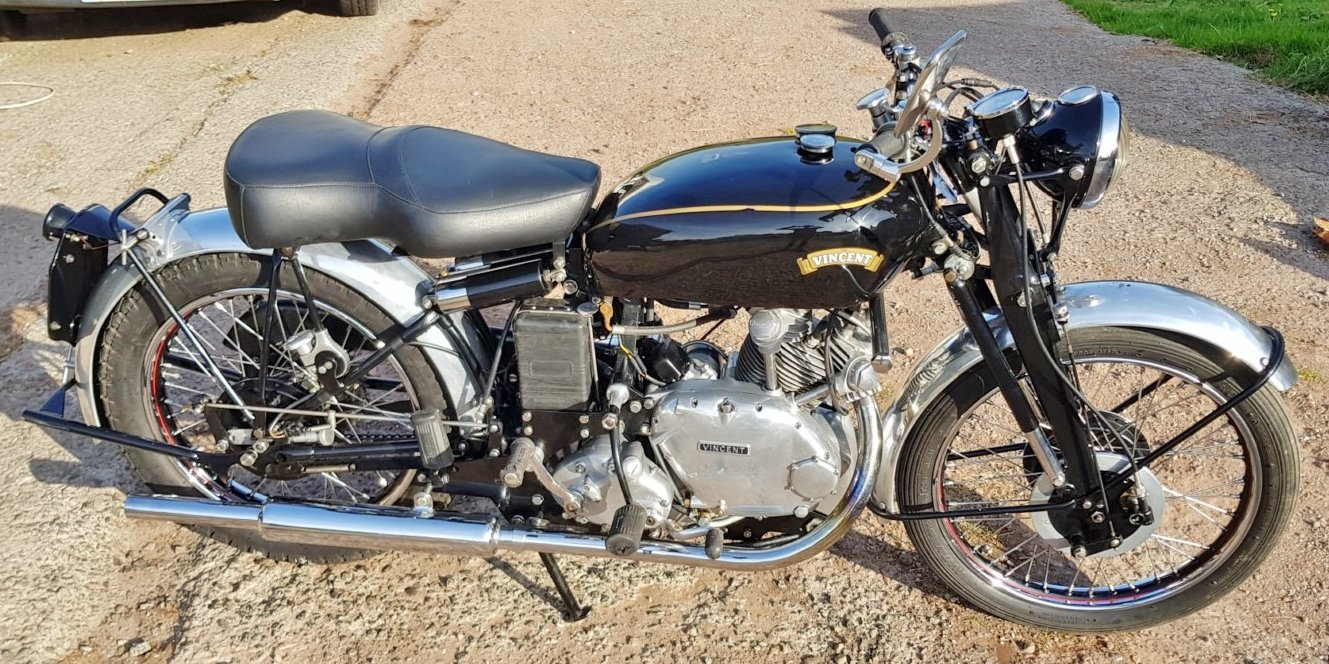 1950 Vincent Comet For Sale (picture 2 of 4)
