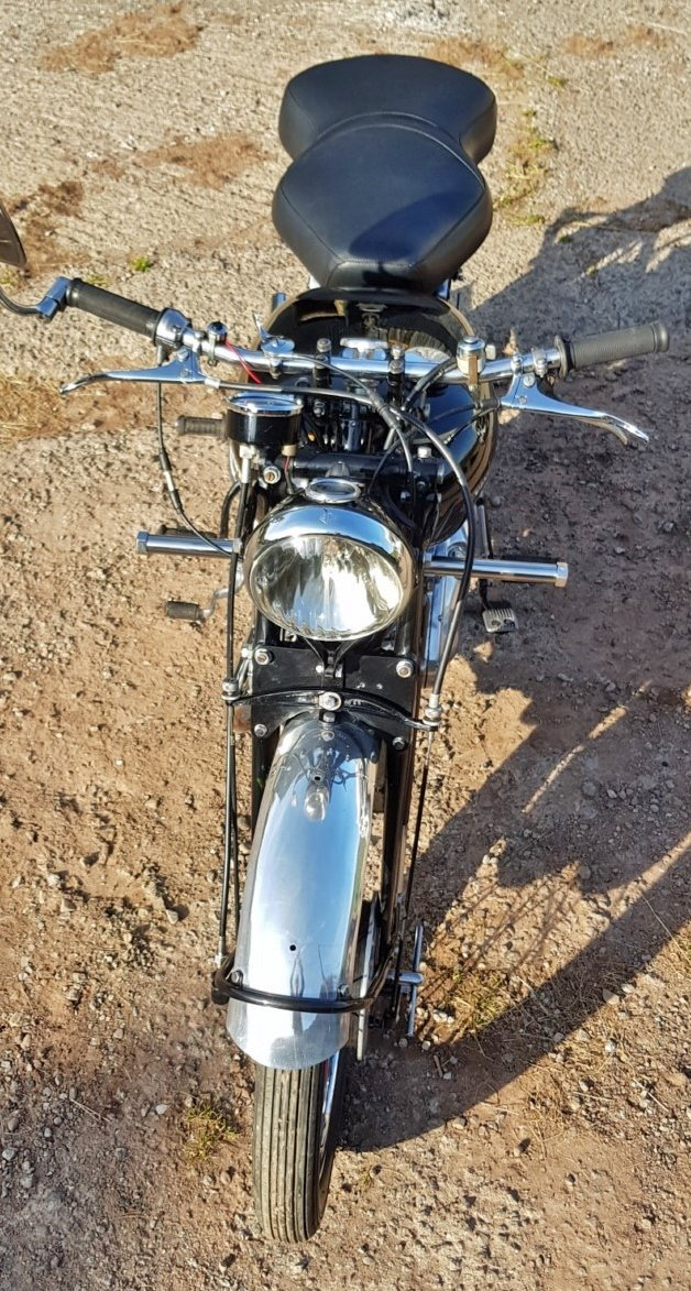 1950 Vincent Comet For Sale (picture 3 of 4)
