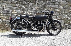 1951 VINCENT 998CC SERIES-C BLACK SHADOW (LOT 408)