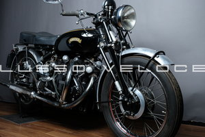 Picture of 1953 Vincent Blackshadow twin  SOLD