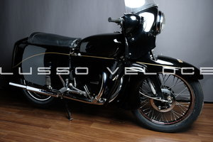 1955 Vincent Black Knight Twin Ex Peter Darvill