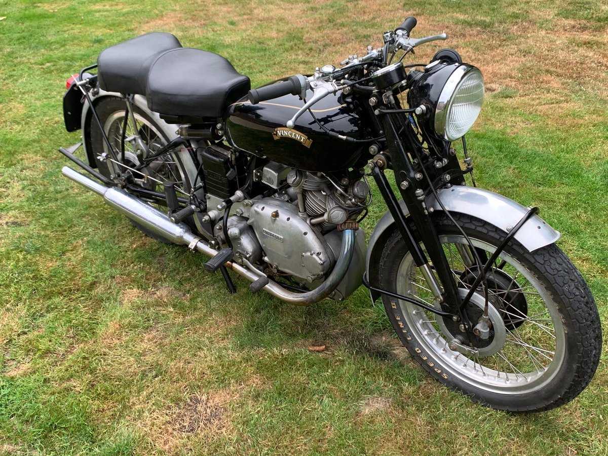 1951 Vincent Comet For Sale (picture 2 of 6)