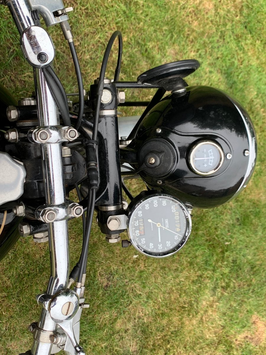1951 Vincent Comet For Sale (picture 4 of 6)