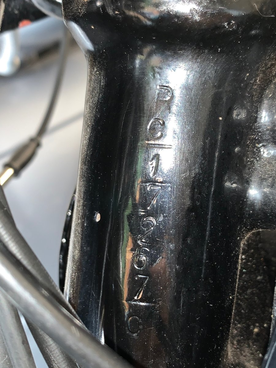 1951 Vincent Comet For Sale (picture 5 of 6)