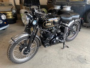 *REMAINS AVAILABLE - AUGUST AUCTION* 1949 Vincent Black