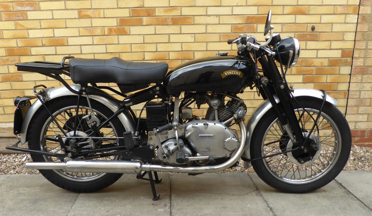 1950 Vincent Comet For Sale (picture 1 of 5)