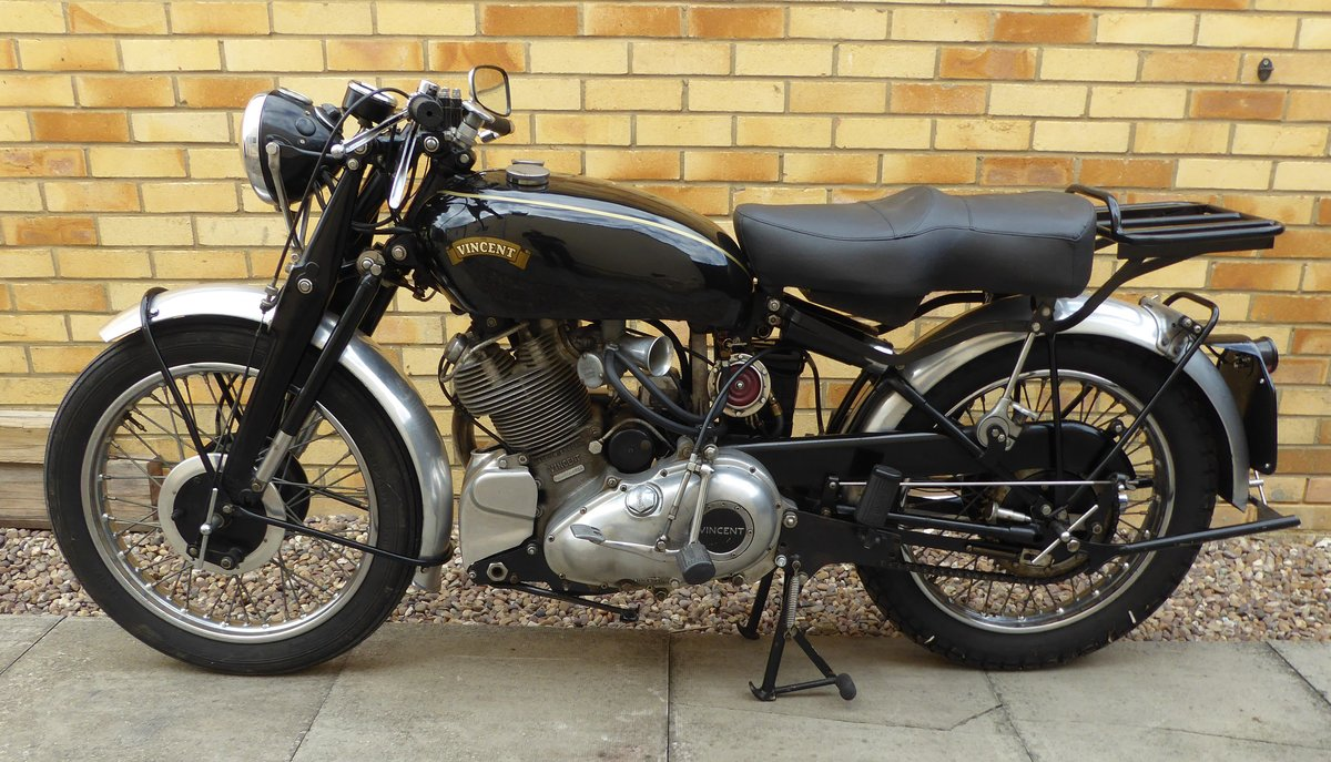 1950 Vincent Comet For Sale (picture 2 of 5)