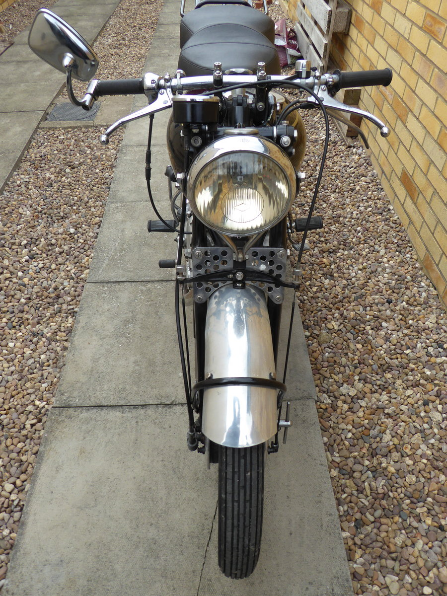 1950 Vincent Comet For Sale (picture 3 of 5)