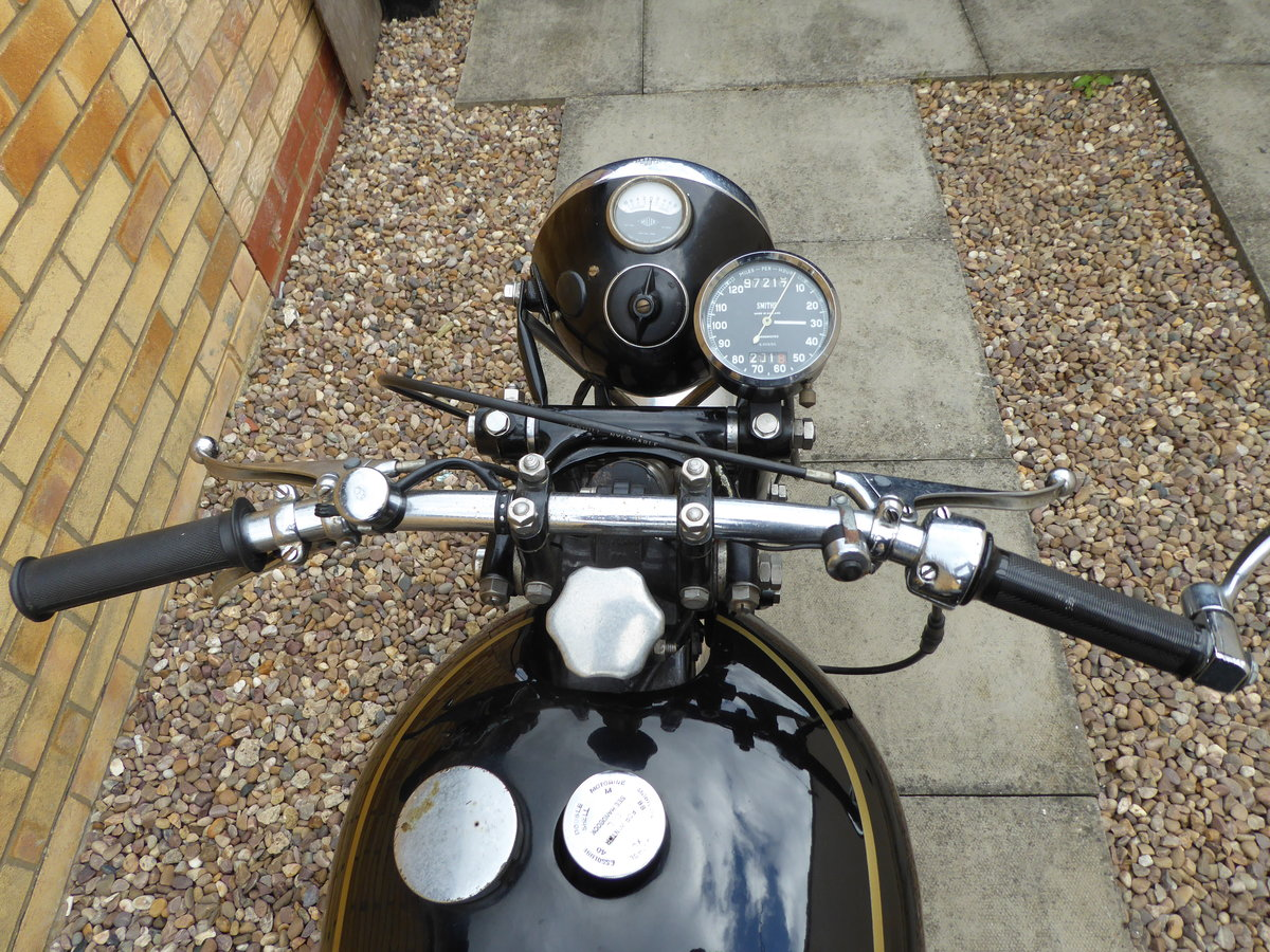 1950 Vincent Comet For Sale (picture 4 of 5)