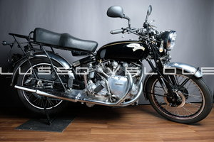 1952 Vincent Rapide twin 1000 with elec start