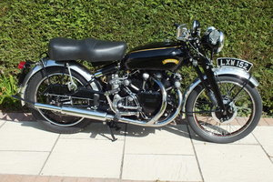 Vincent Series C Black Shadow