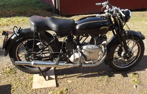 Picture of 1951 Vincent comet ( Rapide ) SOLD